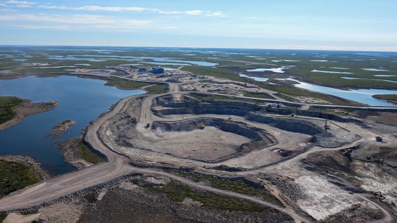 Mountain Province Diamonds announces sales results, and upside share of profits from the diamond sales agreement with Dunebridge Worldwide Ltd.