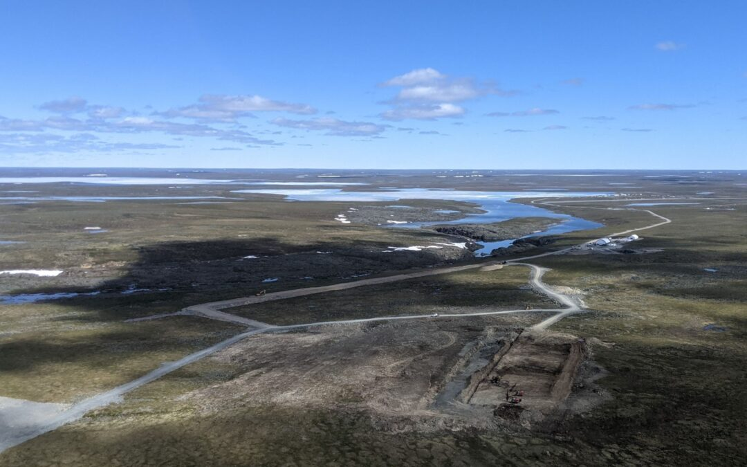 Sabina Gold & Silver announces completion of US$20 million debt facility for the proposed Goose Mine at the Back River Gold District